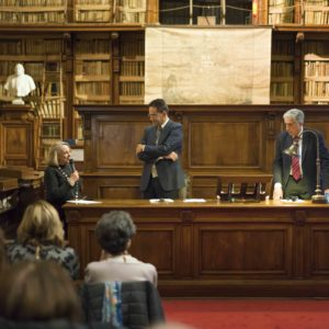 2018_12_10 Biblioteca Angelica - Omero nel Baltico - Felice Vinci-9890