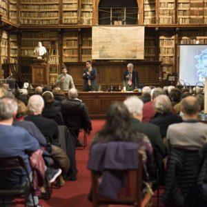 2018_12_10 Biblioteca Angelica - Omero nel Baltico - Felice Vinci-9897