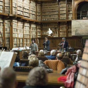 2018_12_10 Biblioteca Angelica - Omero nel Baltico - Felice Vinci-9900