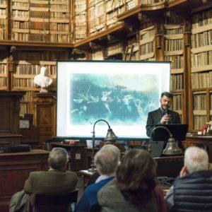 2018_12_10 Biblioteca Angelica - Omero nel Baltico - Felice Vinci-9916