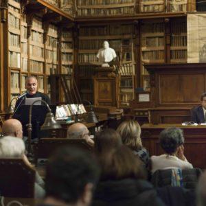 2018_12_10 Biblioteca Angelica - Omero nel Baltico - Felice Vinci-9925