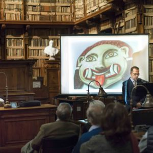 2018_12_10 Biblioteca Angelica - Omero nel Baltico - Felice Vinci-9928