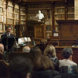 2018_12_10 Biblioteca Angelica - Omero nel Baltico - Felice Vinci-9935
