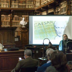 2018_12_10 Biblioteca Angelica - Omero nel Baltico - Felice Vinci-9944